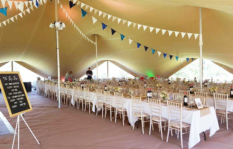 Castle Marquees Of Burley Marquee Hire Hampshire Dorset And Wiltshire